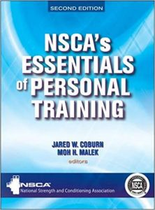 NSCA's Essentials of Personal Training-Human Kinetics (2011)